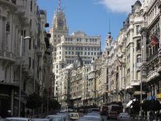 Madrid - Gran Via - SEEN <3
