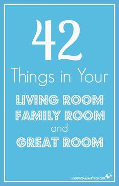 42 Things in Your Li
