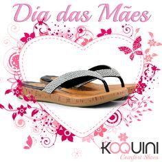 Pra descansar ou ir até ali... #koquini #sapatilhas #euquero #malusupercomfort Compre Online: http://koqu.in/24rPlyc