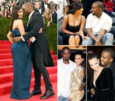 Kim and Kanye are now a happily married couple. See how their sweet romance blossomed!