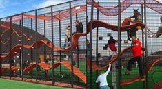 Fun New Playground Design - Neatorama