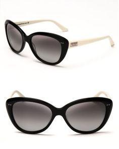 kate spade new york Angelique Mod Cateye Sunglasses | Bloomingdale's