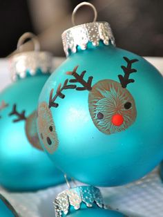DIY Ornaments for Kids - iVillage
