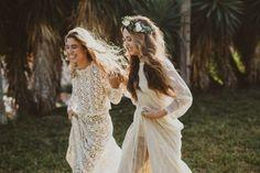Immacle Wedding Dresses Bohemian Bride