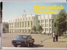 sowjetische limousine