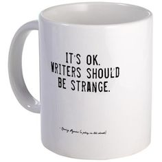 Writers Quote Mug