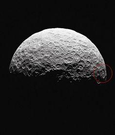 A volta dos pontos brilhantes em Ceres | Extraterrestres