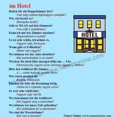 Szókincs :: Német Online Nyelvtanulás German Grammar, German Language Learning, Learn German, Germany, German, Knowledge, City, Deutsch