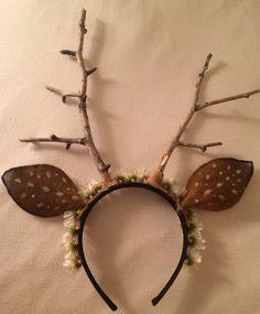 DIY Antlers