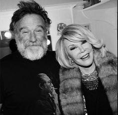 Robin Williams & Joan Rivers
