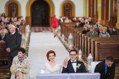 zdjęcia ślubne z ceremonii