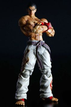 Play Arts Kai - Tekken Tag Tournament 2 - Kazuya Mishima by Square Enix: £54.99 (saving 21% against the RRP)