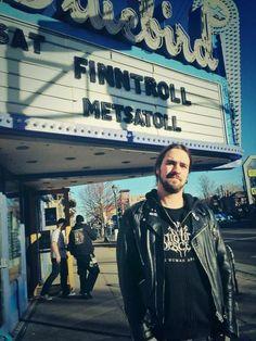 Vreth ~Finntroll, finnish metal band