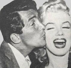 Marilyn and Dean Martin at the Redbook Awards, February 24th 1953.