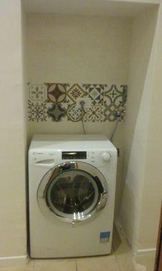 Angolo lavanderia