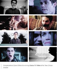 teen wolf - dylan o´brien
