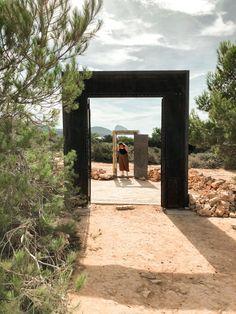 An Ibiza Bucketlist - Just Emmi Space Ibiza, Ibiza Town, Ibiza Spain, The Next Step, Crystal Clear Water, Dirt Track, Sandy Beaches, Small Towns, Travel Photos