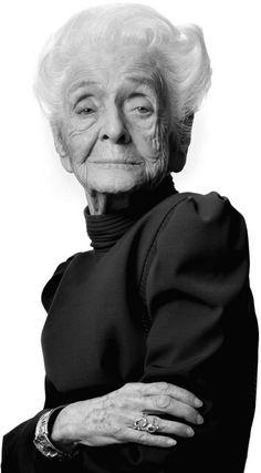 Rita Levi Montalcini,  (1909-2012)