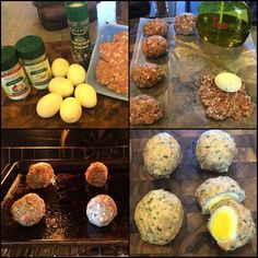 Scottish Eggs - Melissa McAllister.  I have made these SO many times since finding the recipe!  One of my all time favorites, and my family too!