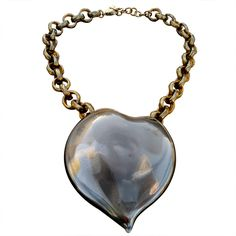 1stdibs | CHRISTIAN LACROIX Art Glass Necklace 1990s