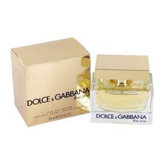 D&G The One 1.6 Oz Edp Spray By Dolce & Gabbana New In Box For Women