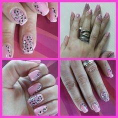 Wild Rose #nails #nailart