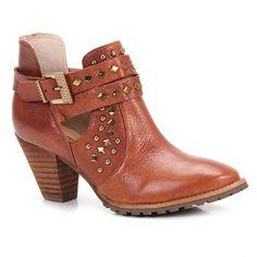 da2f7e759 Coturno Feminino Dumond 4107837 - Cafe | Boots & coturnos | Shoes ...