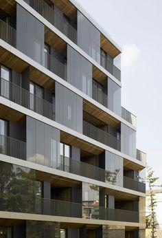 Conversão de um Edifício,© Amendolagine Barracchia