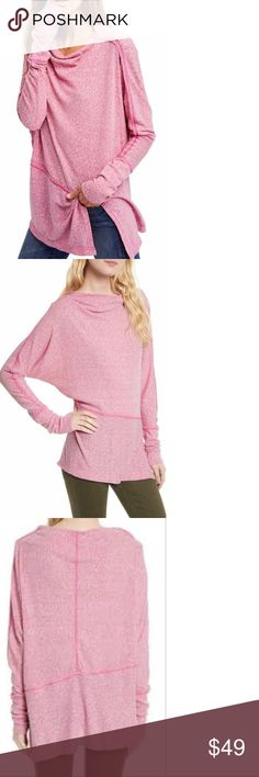 New FREE PEOPLE Londontown Thermal Top NWT RETAIL PRICE: $68 NEW WITH TAGS SIZING: M= 8-10 Free People Tops Tees - Long Sleeve