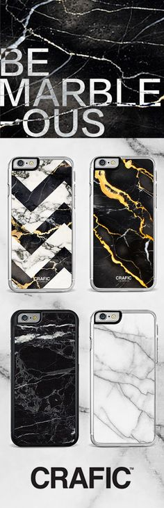 BE MARBLEOUS COLLECTION BY CRAFIC