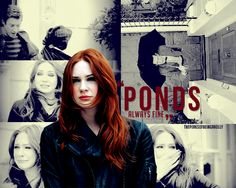 """""""Everything's all right, isn't it? With you two? Of course it is.Ponds. Always fine.Just worrying unnecessarily…""""  - Pond Life, Episode 5."""