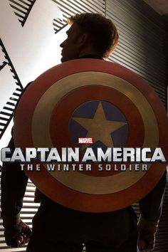 Captain America 2: The Winter Soldier SO EXCITED I FREAKIN LOVE CAPTAIN AMERICA