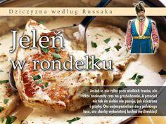 """We wrześniowym wydaniu """"Łowca Polskiego"""" Grzegorz Russak sięga po doskonałą jesienną propozycję, proponując jeleninę w rondelku z sosem grzybowym. Więcej zachwalać nie trzeba.  Zapraszamy do lektury!"""