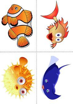 п Infant Activities, Activities For Kids, Fun Math, Maths, Kids Zone, Baby Play, Pebble Art, Beach Themes, Marine Life