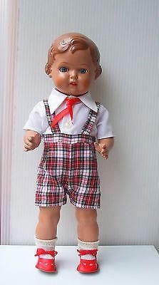 Original Schildkröt Puppe Erika 41 cm Limitiert Zweitauflage
