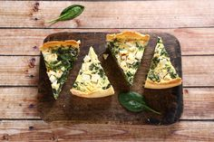 Bethenny Frankel's take on Skinny Quiche is great for breakfast or lunch and will leave you feeling satisfied. Get the recipe here.
