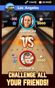 World's Greatest 1-on-1 Multiplayer Bowling : Bowling King!
