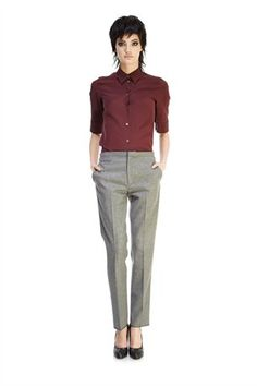 Collared Blouse, Marc Jacobs