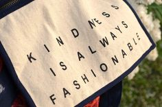 Fashion don't be a betch!