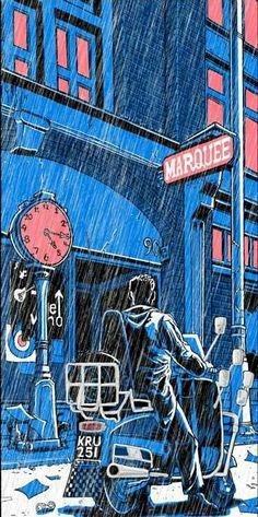 QUADROPHENIA 'RAIN DOWN ON ME'.
