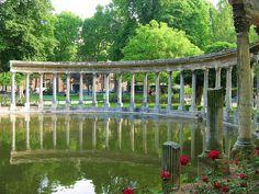 Parc Monceau, Paris 8e