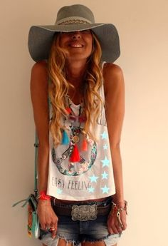 ♥ #boho ☮ #gypsy ☮ #hippie