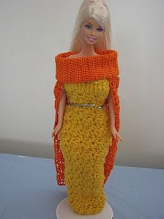 Barbie Cape