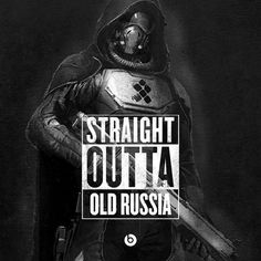 Straight Outta Old Russia