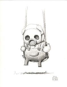 Dice Tsutsumi Pixar Art Director Original Sketch Signed Academy Award   eBay