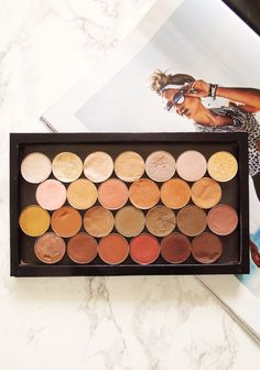 Take A Tour Of My Z Palette