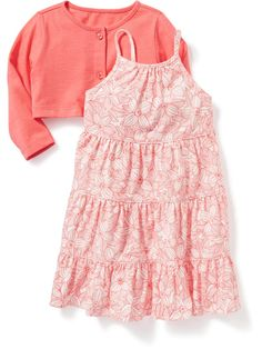 3a49d44a1e9b Shop Old Navy s collection of dresses and jumpsuits for your baby girl. Old  Navy is your one-stop shop for stylish and comfortable baby clothes at ...