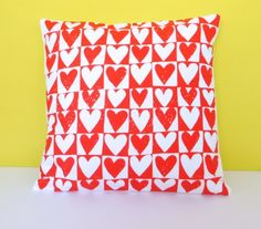 New Hearts Cushion