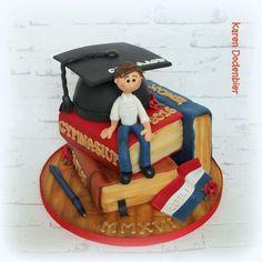 Graduation cake! by Karen Dodenbier