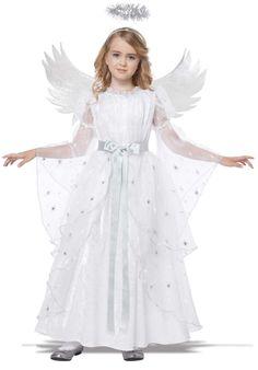 1bebd17d38f1a Starlight Angel Costume Childrens Angel Costume